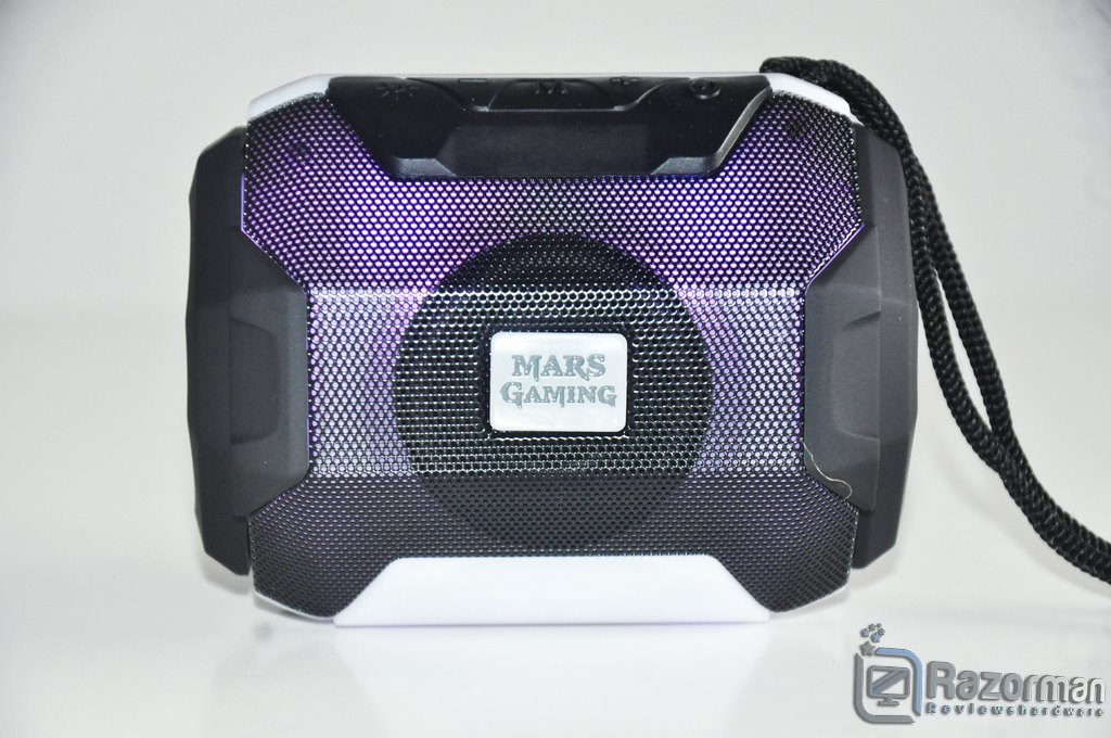 Review Mars Gaming MSBAX 12