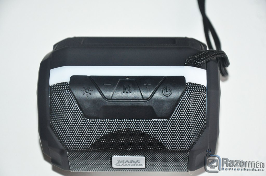 Review Mars Gaming MSBAX 7