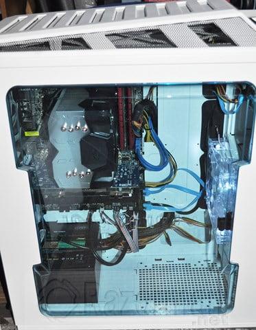 Montaje Arctic Freezer i30