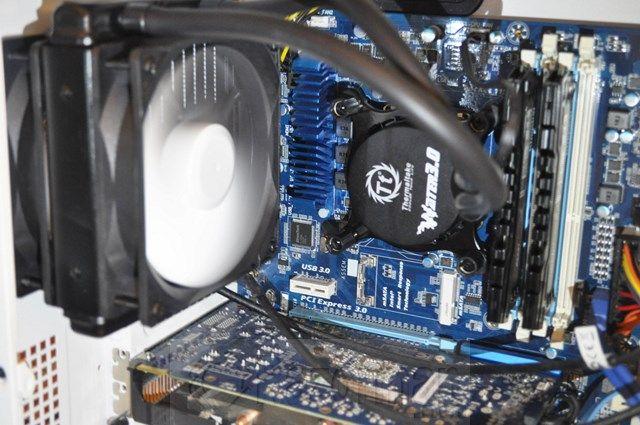 Review Thermaltake Water 3.0 Performer 25