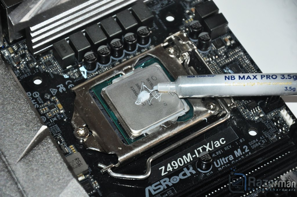 Review NAB Cooling N-B MAX PRO 7