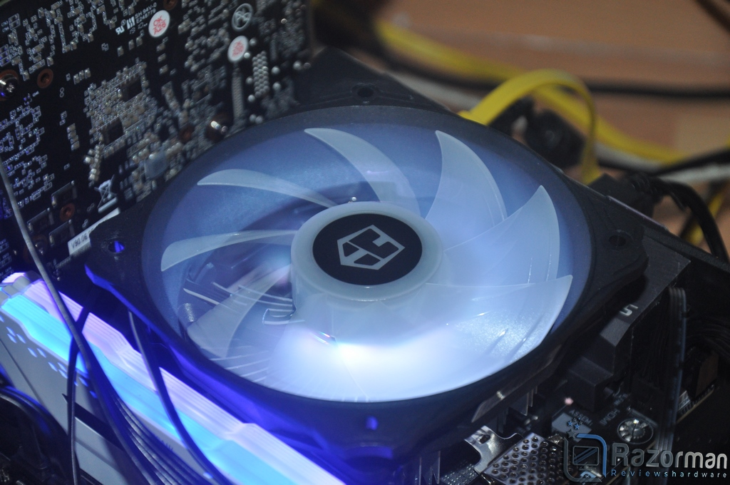 Review Nox H-123 RGB 12