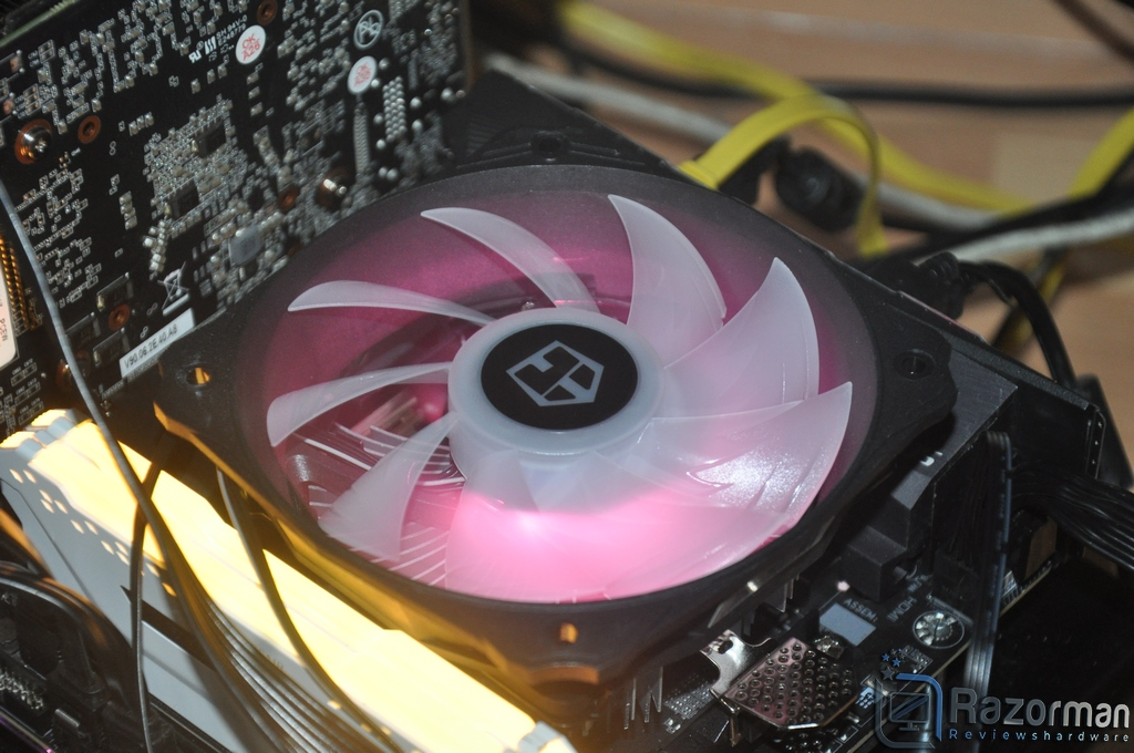 Review Nox H-123 RGB 13