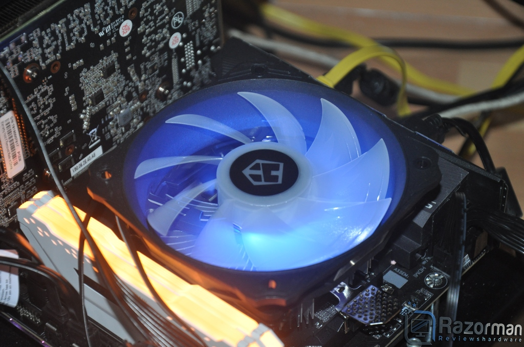 Review Nox H-123 RGB 14