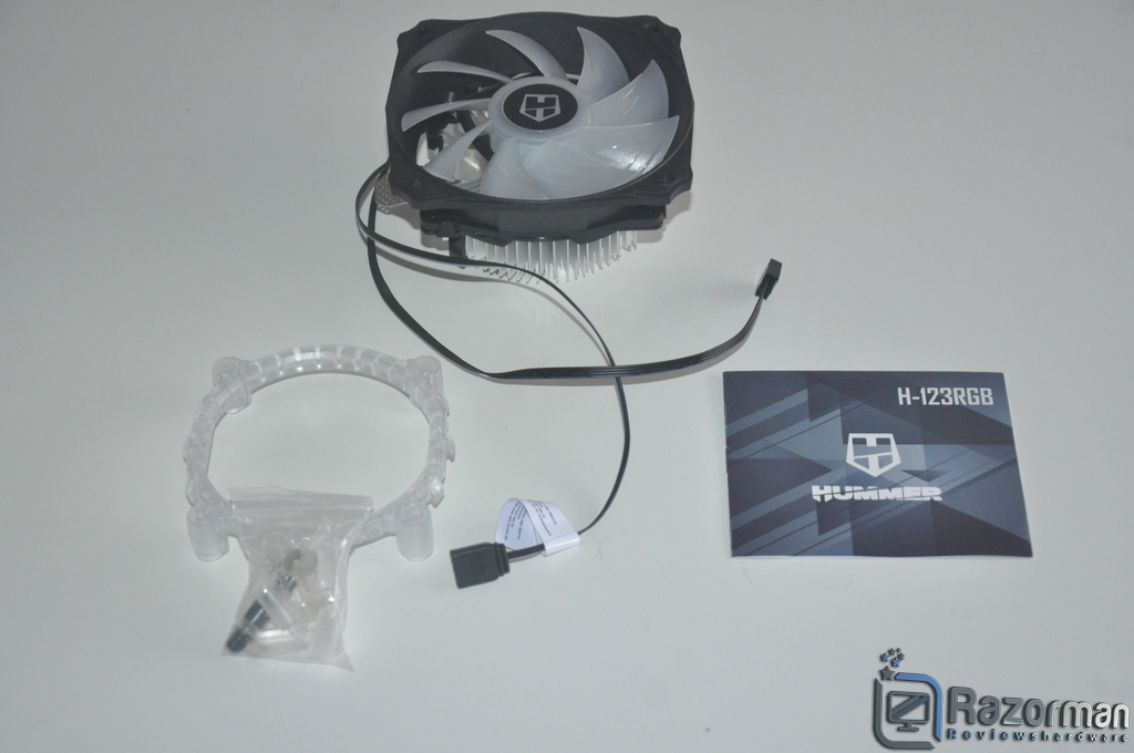 Review Nox H-123 RGB 4
