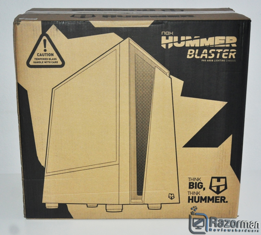Review Nox Hummer Blaster 1