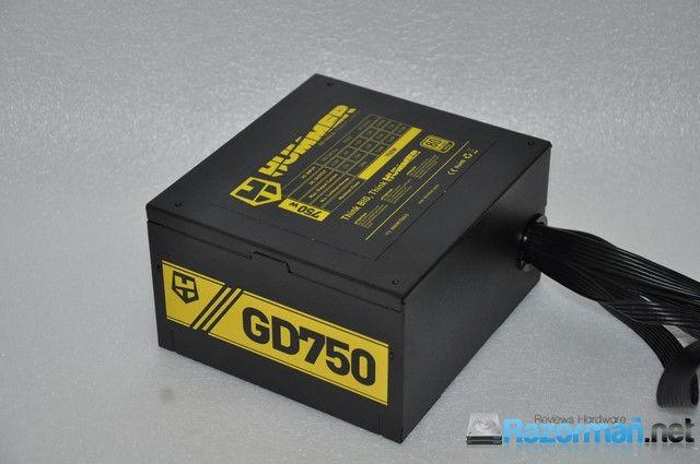 Review NOX HUMMER GD 750W 608