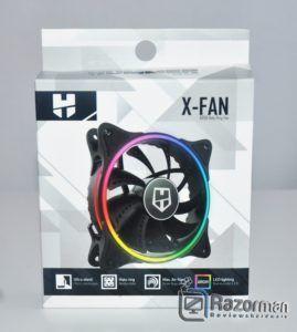 Review NOX Hummer X-Fan 2
