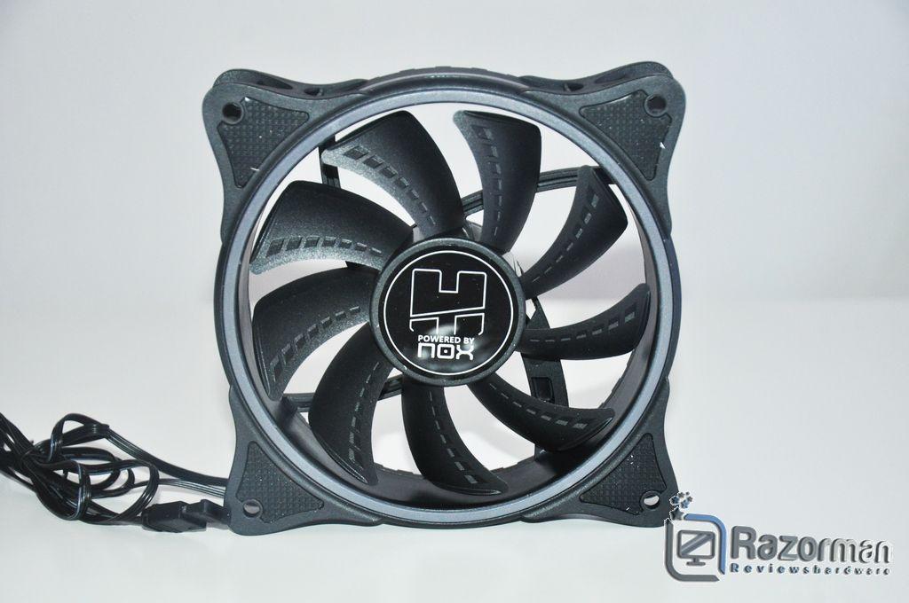 Review NOX Hummer X-Fan 5