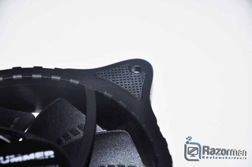 Review NOX Hummer X-Fan 7