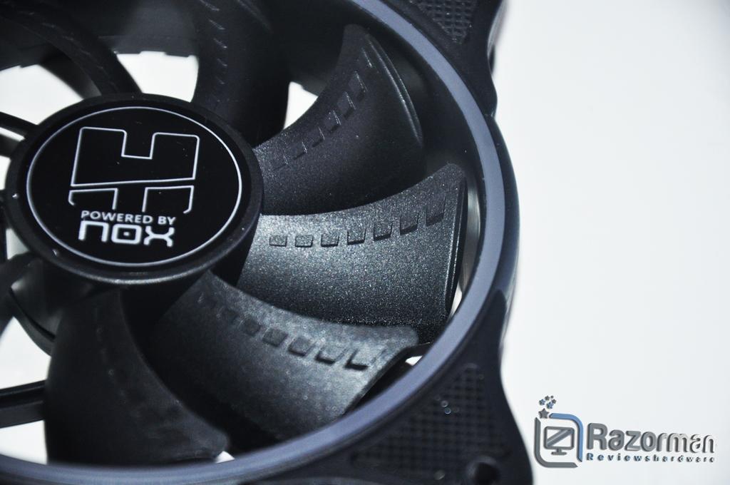 Review NOX Hummer X-Fan 8