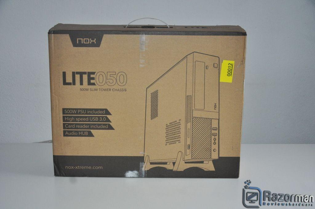 Review NOX Lite050 2
