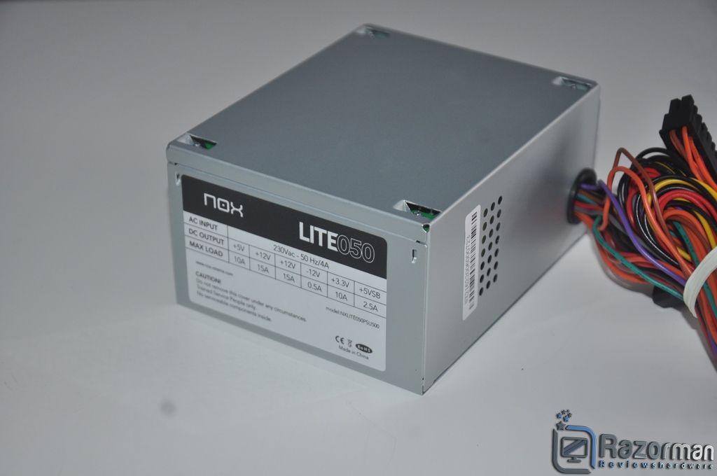 Review NOX Lite050 17
