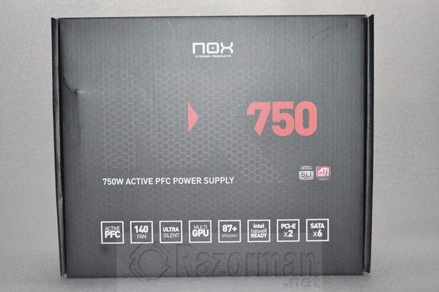 NOX NX 750W (1)