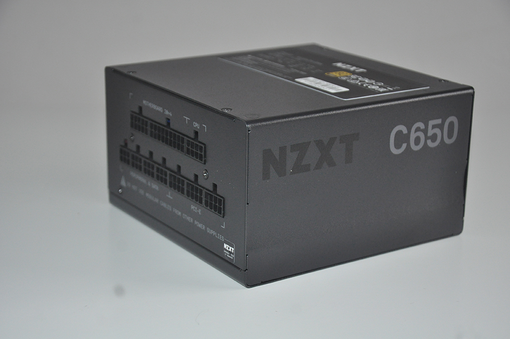 Photo of Review NZXT C650W