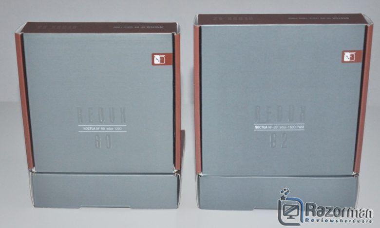 Review Noctua NF-R8 Redux 1200 y Noctua NF-B9 Redux-1600 PWM 147