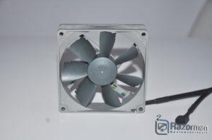 Review Noctua NF-R8 Redux 1200 y Noctua NF-B9 Redux-1600 PWM 17