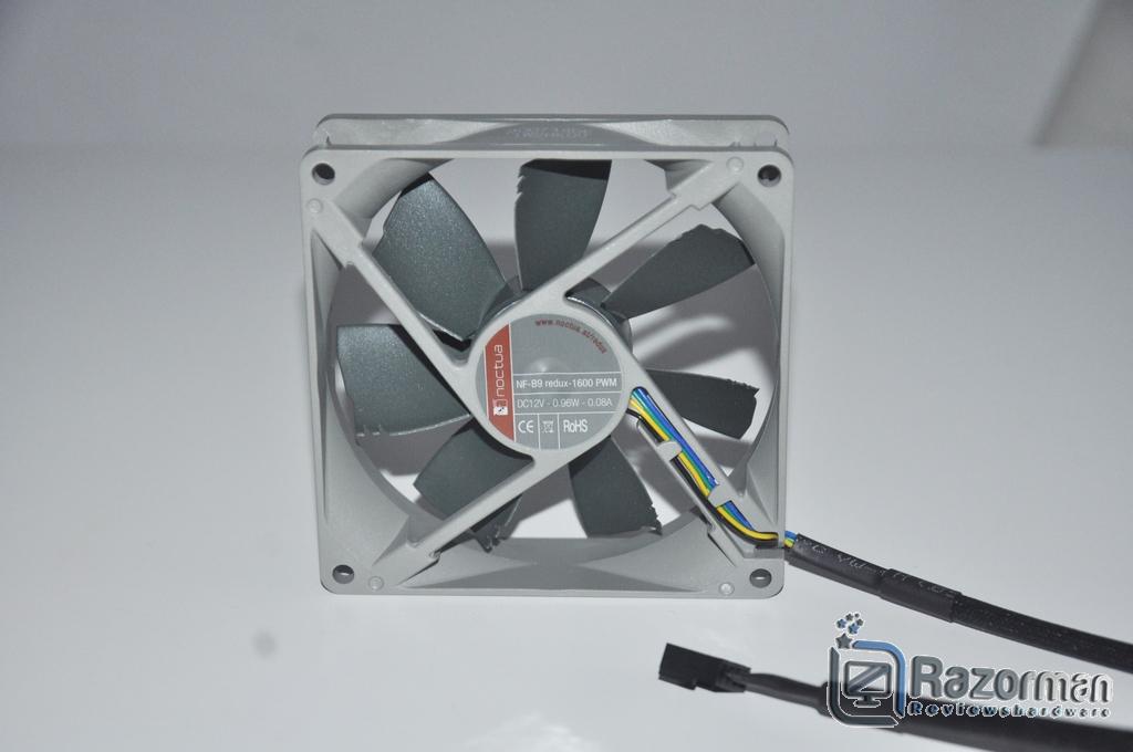 Review Noctua NF-R8 Redux 1200 y Noctua NF-B9 Redux-1600 PWM 15