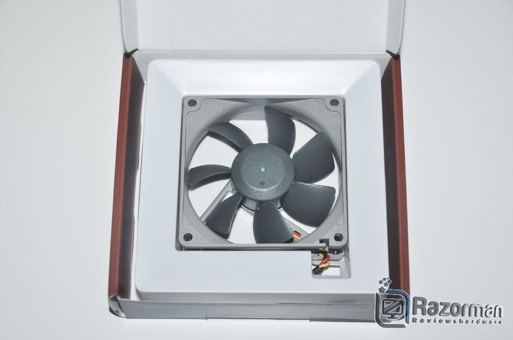 Review Noctua NF-R8 Redux 1200 y Noctua NF-B9 Redux-1600 PWM 6