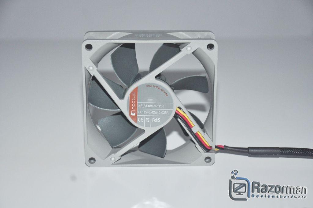 Review Noctua NF-R8 Redux 1200 y Noctua NF-B9 Redux-1600 PWM 9