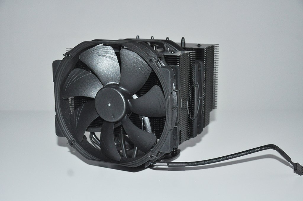 Photo of Review Noctua NH-D15 Chromax.Black