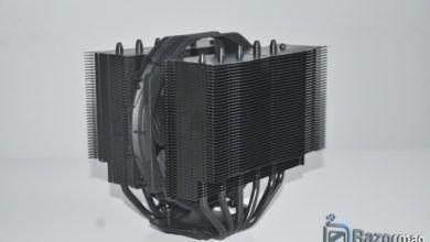 Review Noctua NH-D15S Chromax Black 480
