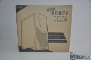 Review Nox Infinity Delta 2