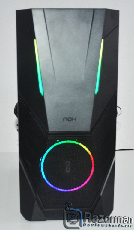 Review Nox Infinity Delta 30