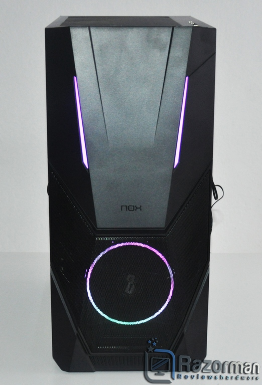 Review Nox Infinity Delta 28
