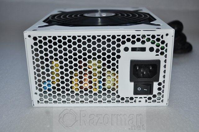 OCZ Silencer MK III 750W  (40)