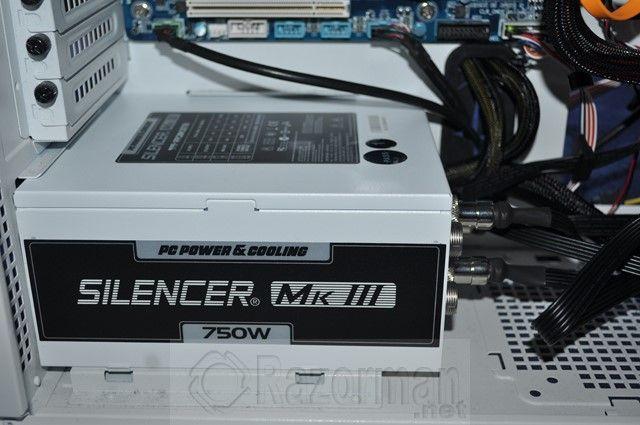 OCZ Silencer MK III 750W  (63)
