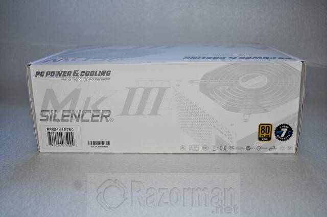 OCZ Silencer MK III 750W  (7)