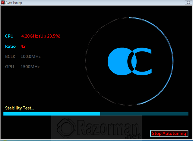 OVERCLOCK GIGABYTE Z87X-OC (5)
