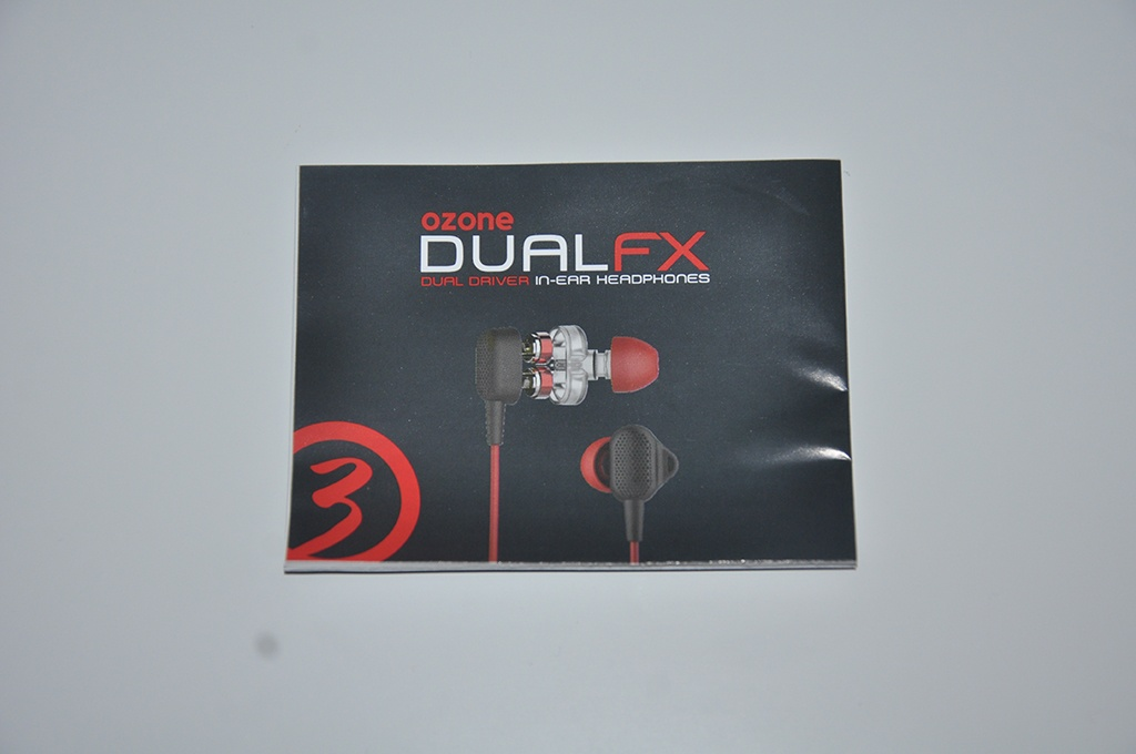 Review Ozone Dual FX 8