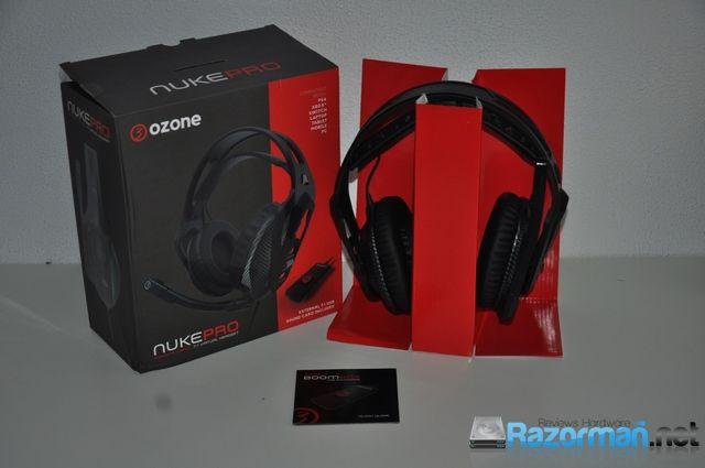 Review OZONE Nuke Pro 10