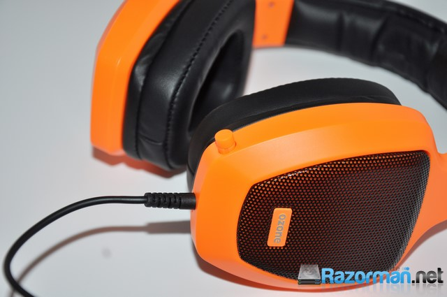 Review Ozone Rage Z50 Glow 6