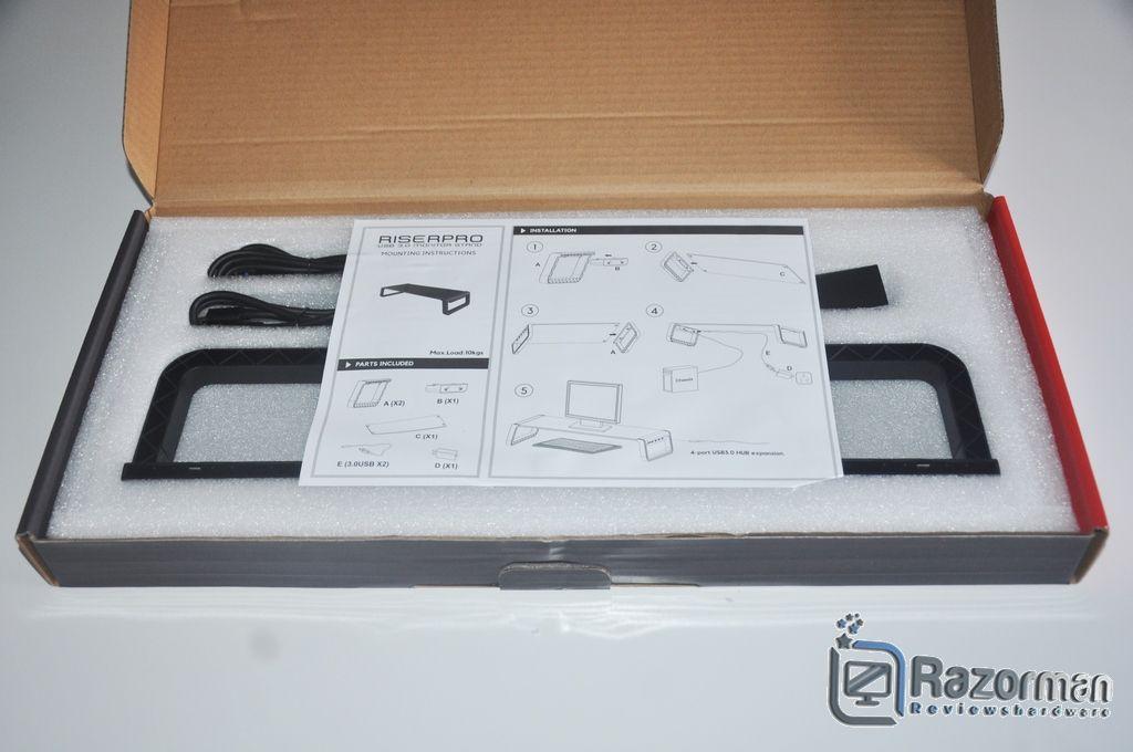 Review Ozone Riser Pro 3