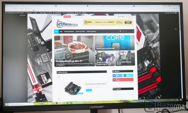 Review LC-Power LC-M27-4K-UHD-144 49