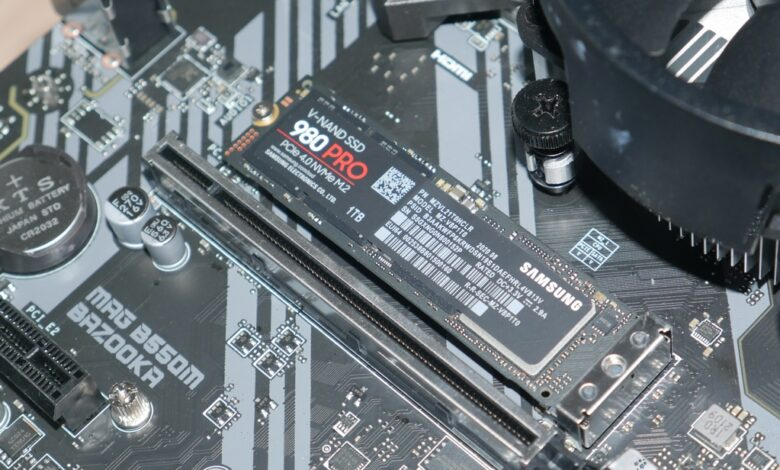Review Samsung 980 Pro 1
