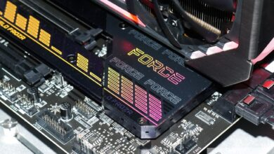 Review MSI MPG Z590 Gaming Force 470