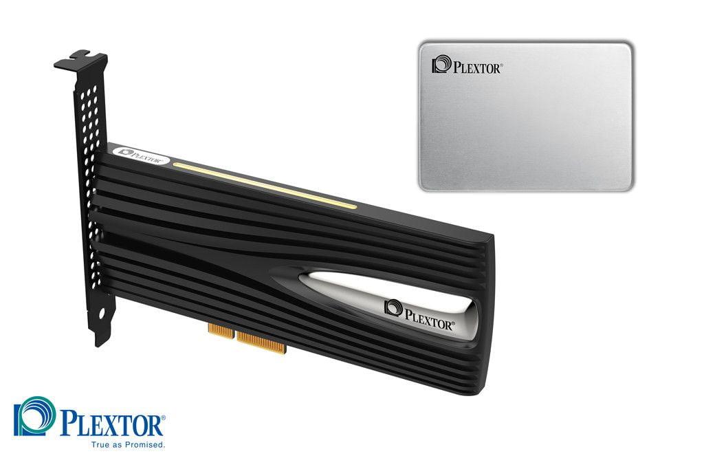 Photo of Plextor anuncia sus nuevas unidades M10Pe PCIe y M9V SATA SSD
