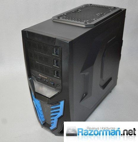 Review RAIDMAX COBRA Z BLUE 14