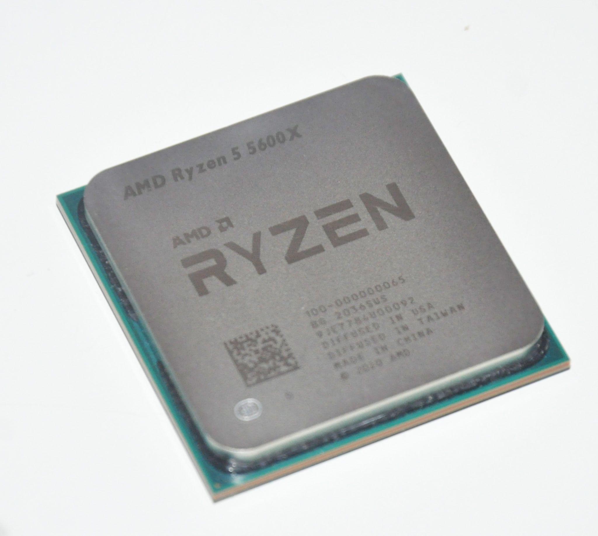 Review Ryzen 5 5600X 11