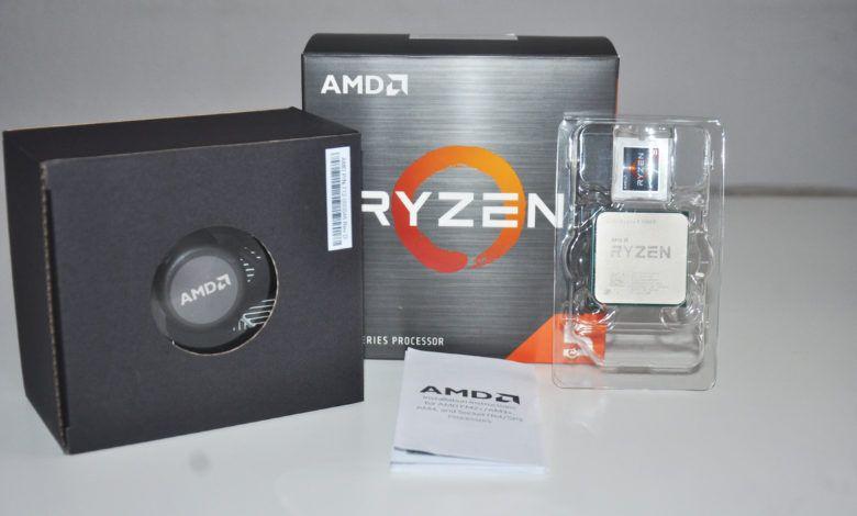 Review Ryzen 5 5600X 1