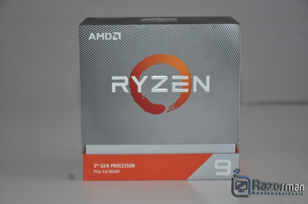 Review AMD Ryzen 9 3900XT 2