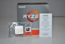 Review AMD Ryzen 9 3900XT 10