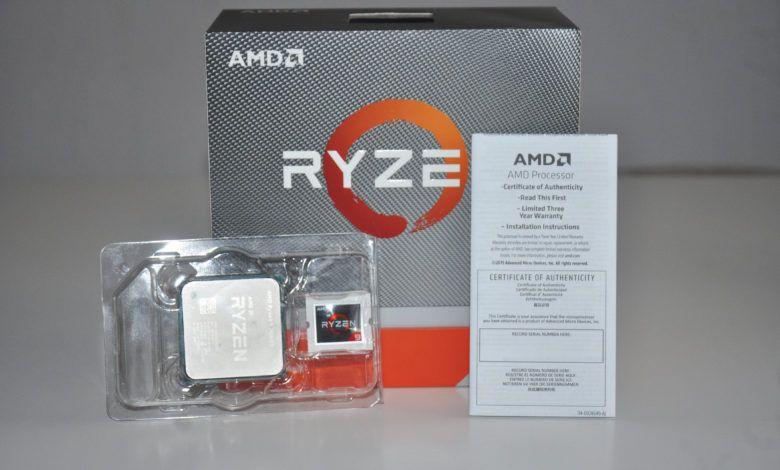 Review AMD Ryzen 9 3900XT 1