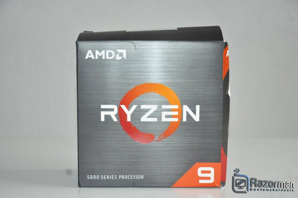 Review Ryzen 9 5900X 6