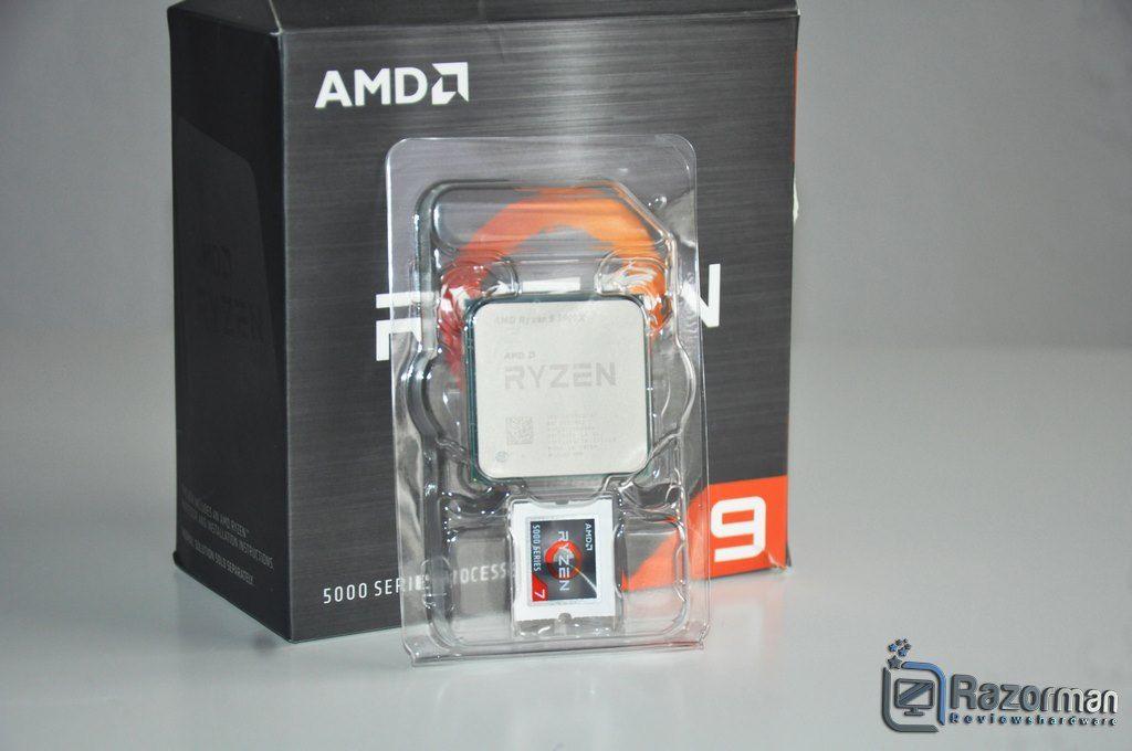 Review Ryzen 9 5900X 8