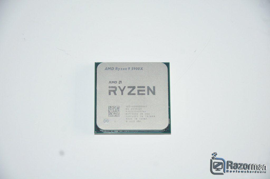 Review Ryzen 9 5900X 9
